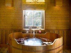 Vasche in legno - Paral Parquet