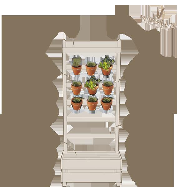 vertical-herbs-struttura
