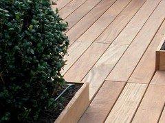 Pavimenti in legno da esterno perché scegliere il sistema a