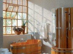 Vasca Da Bagno Legno Prezzo : Vasche in legno paral parquet